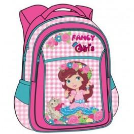 Рюкзак ранец школьный 2 отделения RAINBOW 7-519