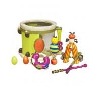 Музыкальная игрушка Парам-Пам-Пам (7 инструментов в барабане) BX1007Z