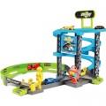 Игровой набор серии GoGears Скоростной подъем (гараж 3 уровня, 1 машинка c инерц. механизмом) 18-30261