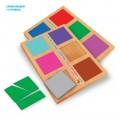 Кубики Никитина. Сложи квадрат 1 уровень