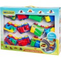 Набор машинок Wader Kid cars 12шт. Тигрес