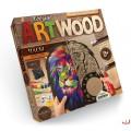 Набір для випилювання Art Wood Годинник Danko Toys