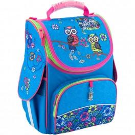 Рюкзак школьный каркасный Kite Pretty owls K18-501S-6