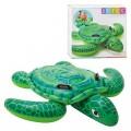 Детский надувной плотик Черепаха Intex 150х127см