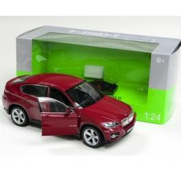 Модель машина BMW X6 Welly 24004W