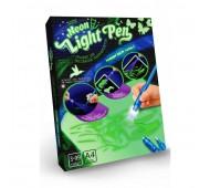 Набор для рисования рисуем светом NEON LIGHT PEN Danko Toys