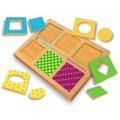 Кубики Никитина. Доски Сегена разборные картинки  ДС-027