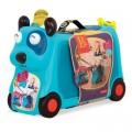 Детский чемодан-каталка для путешествий Песик-Турист Battat BX1572Z