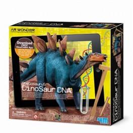 Набор для творчества ДНК динозавра Стегозавр 00-07004