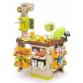 Интерактивная кофейня со звуковыми эффектами и аксессуарами Smoby Toys 350214