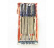 Ручка шариковая CELLO FINEGRIP синяя 10 шт