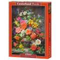 Пазлы Castorland 1500 Сентябрьские цветы С-151622