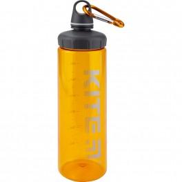 Бутылочка для воды Kite 750 мл оранжевая K19-406-07
