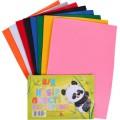Набір кольорового фетру 8 листів ВЦ001