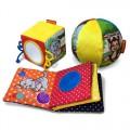 Набор игрушек Веселые животные Масик МС090602-06