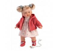 Кукла музыкальная Пупс Aitana 33см LIorens 33110