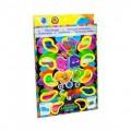 Набір тесту для ліплення Асорті 24 кольору 4 Friends 41022