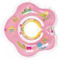 Круг для купания BABY GIRL розовый КиндеренОК