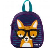 Рюкзак дитячий дошкільний Kite Kids Smart Fox K20-538XXS-1
