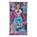 Лялька Штеффі Снігова королева зі світловими ефектами та сяючими елементами 29см 573 3287