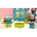 Игровой набор Smoby Toys Электронная касса с весами и аксессуарами 350107