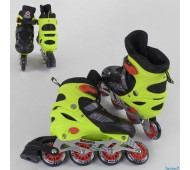 Детские Ролики раздвижные Best Roller колёса PVC  р 30-33  50034-S